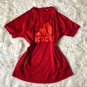 ◾️3/$25 Adidas Climalite T- Shirt